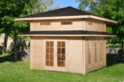 157 45mm Weekendhaus mit Schlafboden