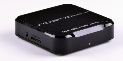 SOGNO SmartTV 300 S HDTV Android Sat Receiver HDTV mit Mediaplayer, App Market und IPTV