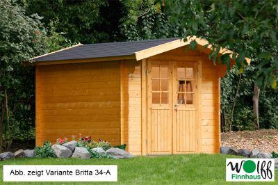 Gartenhaus Britta 34-C