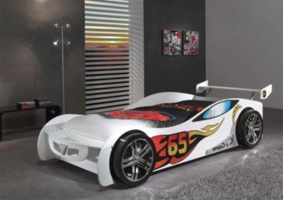 Vipack Autobett Le Mans, weiß