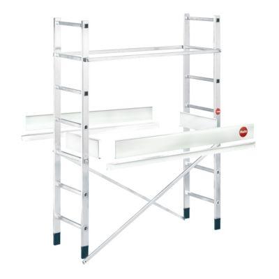 Alu-Leitern-Gerüst Zusatzelement für ProfiStep® multi