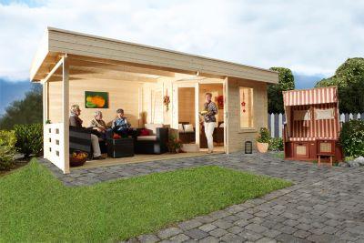 gartenhaus mit terrasse preisvergleich die besten angebote online kaufen. Black Bedroom Furniture Sets. Home Design Ideas