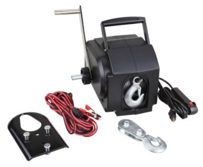 Elektroseilwinde 1200/ 12 Volt