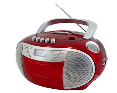 Soundmaster SCD6900 CD Boombox mit UKW/MW Radio...