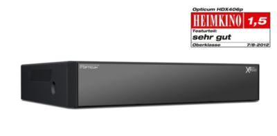 Opticum HD X 406p Sat-Receiver