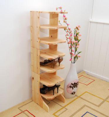 furny schuhregal schmal natur preis bild rating. Black Bedroom Furniture Sets. Home Design Ideas