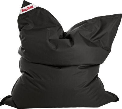 Sitting Point by MAGMA BigBag Brava, 380 Liter indoor Sitzsack schwarz