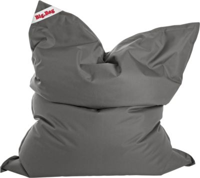 Sitting Point by MAGMA BigBag Brava, 380 Liter indoor Sitzsack anthrazit