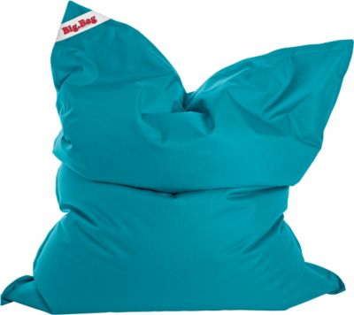Sitting Point by MAGMA BigBag Brava, 380 Liter indoor Sitzsack petrol