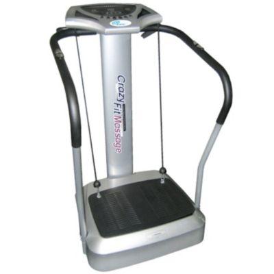 crazy-fit-massage-fitness-vibrationsplatte-inkl-bander-silber