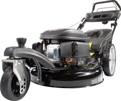 Big Wheeler Trike 565 D Blackline Benzin-Rasenmäher