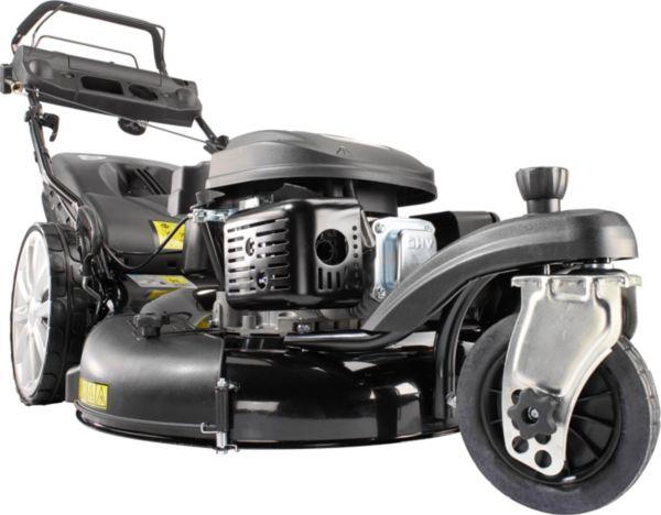 Das motorische Öl im Motor riecht nach dem Benzin