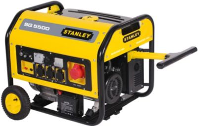 Stanley  SG 5500 Stromerzeuger