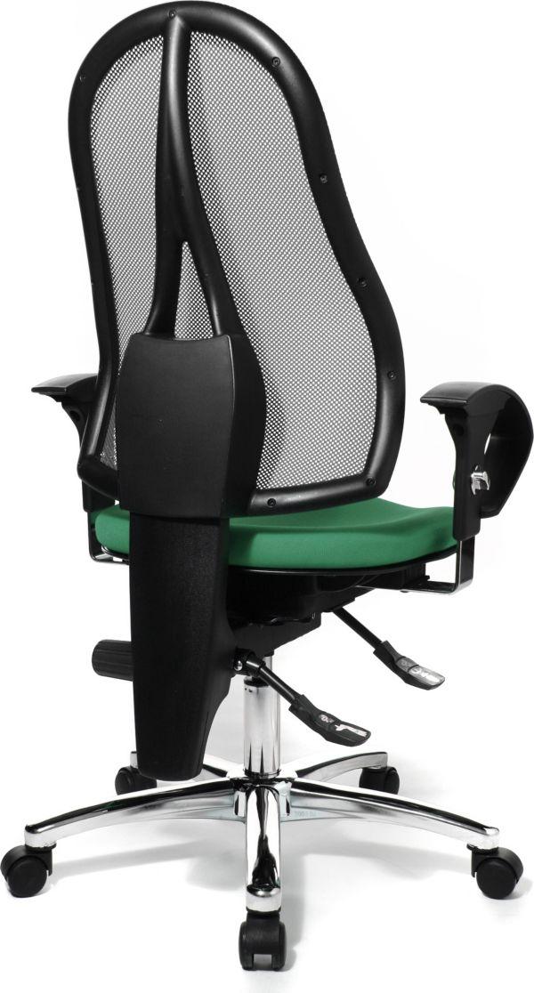 topstar b rostuhl sitness 15 versch farben sitzen hocker stuhl b ro ebay. Black Bedroom Furniture Sets. Home Design Ideas