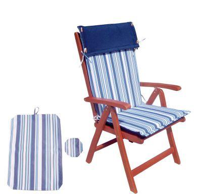 auflagen hochlehner sun garden preisvergleich die besten angebote online kaufen. Black Bedroom Furniture Sets. Home Design Ideas