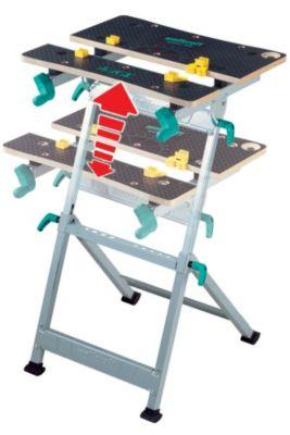 Master 600 Höhenverstellbarer Spann- und Arbeitstisch