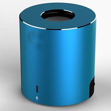 Captiva  Bass Topper Bluetooth Lautsprecher - blau