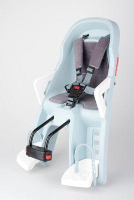 Fahrrad-Kindersitz ´Guppy´ (Mini) eisblau/weiÃ