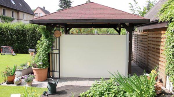leco seitenmarkise vers farben markise markisen sichtschutz windschutz ebay. Black Bedroom Furniture Sets. Home Design Ideas