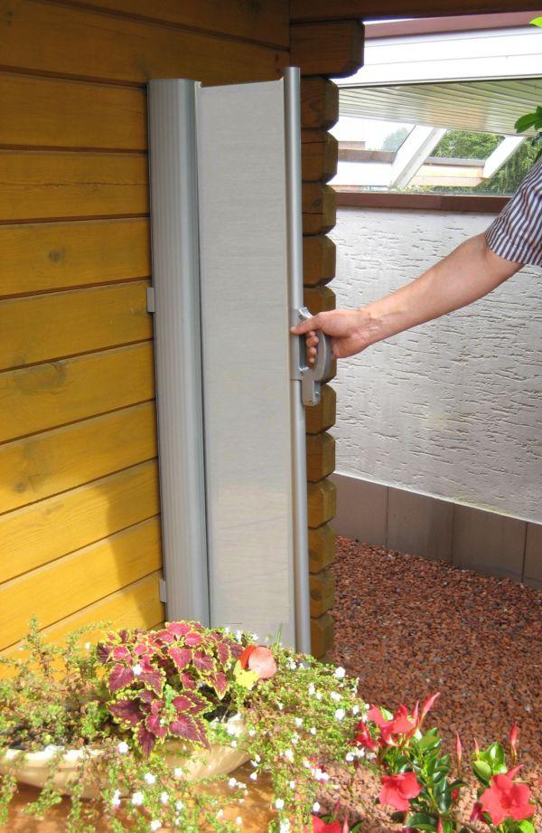 Terrassen Windschutz Der Flexible Windschutz F R Ihre
