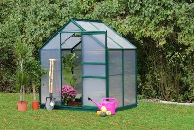 ELAN 1 Spar-Set, grün Gewächshaus