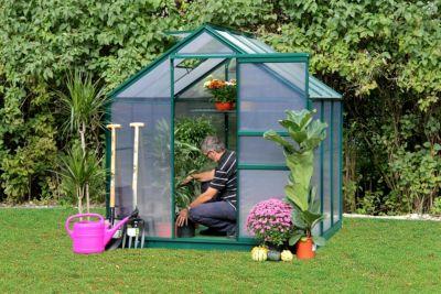 ELAN 2 Spar-Set, grün Gewächshaus