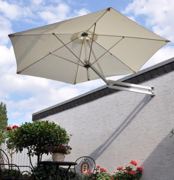 leco wandschirm sonnenschirm balkonschirm schirm gartenschirm sonnenschutz ebay. Black Bedroom Furniture Sets. Home Design Ideas