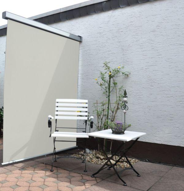 leco balkonmarkise kunststoff markisen sichtschutz. Black Bedroom Furniture Sets. Home Design Ideas