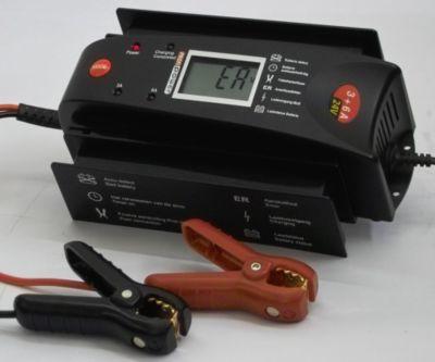 LCD-Batterieladegerät 3A+6A 24V