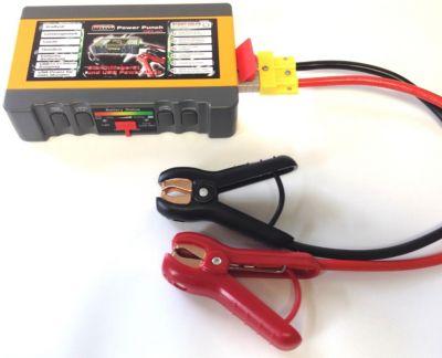Mini Jump Starter 2600 mA Starthilfegerät