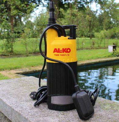 AL-KO TDS 1001-3 Tauchdruckpumpe Plus Online Shop Topseller