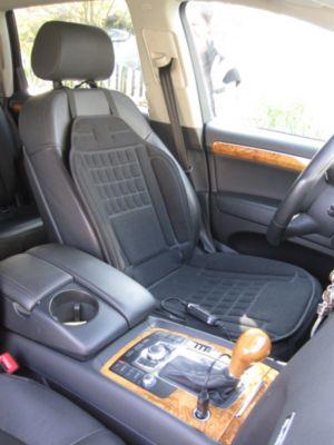 Heizbare Sitzauflage 12V mit Batteriewächter