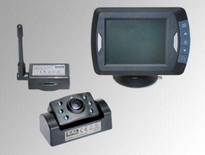ProUser RVC 3610 Rückfahrkamera und Einparkhilfe, kabellos