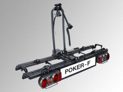 POKER-F Fahrradheckträger für Anhängerkupplung