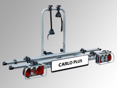 CARLO PLUS Fahrradheckträger für Anhängekupplung