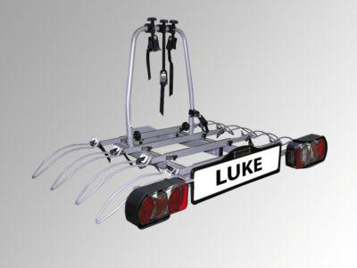 LUKE Fahrradheckträger für Anhängekupplung