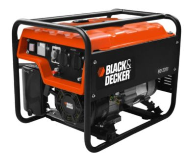 Black Decker Black & Decker BD 2200 Stromgenerator