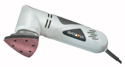 Rotosander Deltaschleifer mit drehbarem Schleifkopf