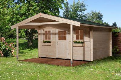 Gartenhaus 135 Gr.1, 45 mm, V200 ET, 2 EF