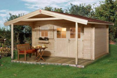 Gartenhaus 135 Gr.2, 45 mm, V200 ET, 2 EF