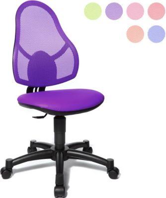 Topstar Bürostuhl Open Art Junior, lila