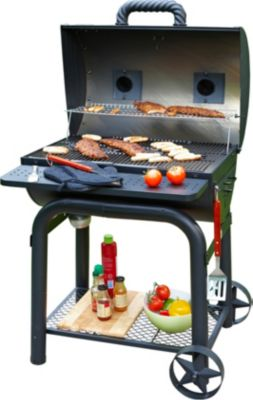 GRILL´N SMOKE BBQ-Scout Grill´n Smoke Barbecue Star BBQ-Grill 7502