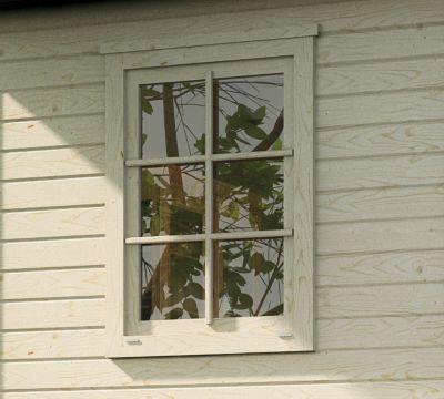 Zusatzfenster für Gartenhaus 213