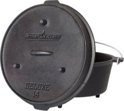 CAMPCHEF Camp Chef Deluxe Dutch Oven DO-14