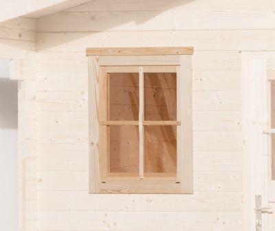 Einzelfenster für BBH 45 mm, 69x79 cm