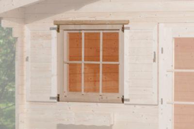 Einzelfenster für BBH 45 mm, 91x91 cm