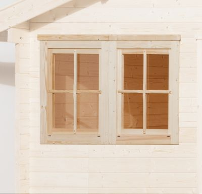 Doppelfenster für BBH 45 mm, 138 x 79 cm