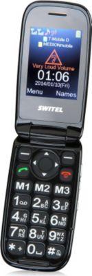 Switel M270 - Quadband Mobiltelefon mit Dual-SI...