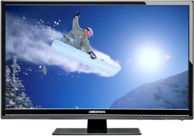 Im Plus.de Online Shop zu haben: 69,9 cm (27,5´) LED-Backlight TV MEDION(r) LIFE(r) P14108 (MD 21279)