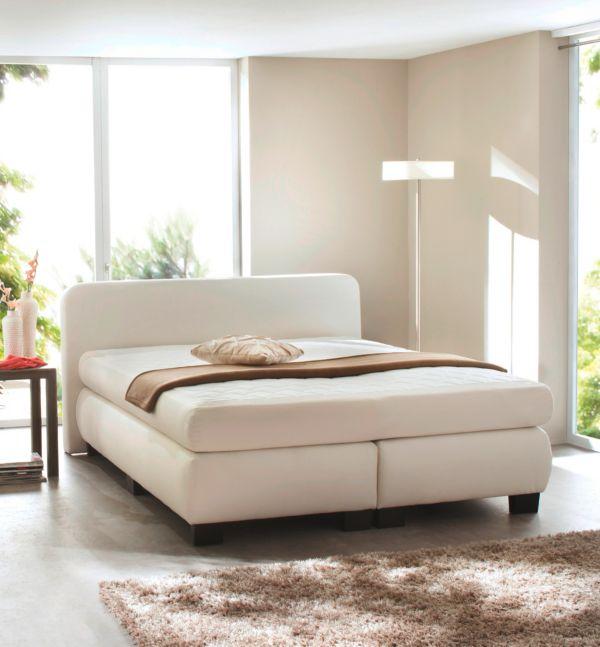 sun garden boxspringbett riga amerikanische betten hotelbett doppelbett ebay. Black Bedroom Furniture Sets. Home Design Ideas